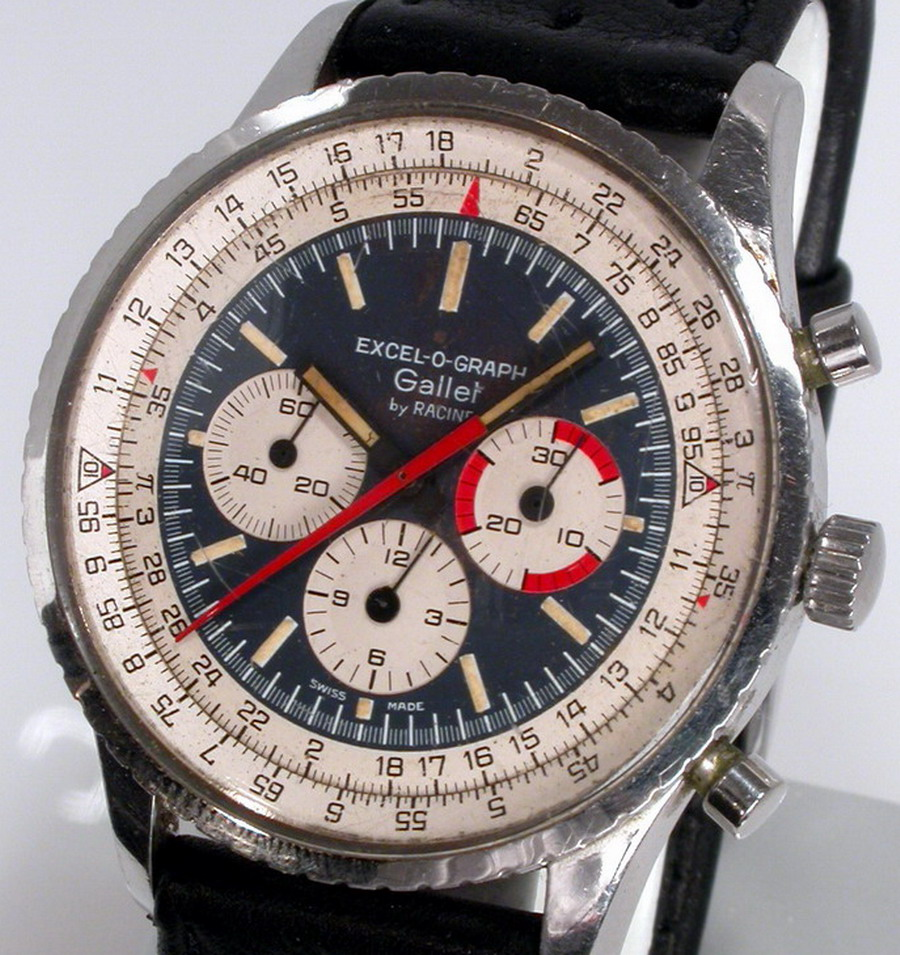 Collecting: Five Vintage Chronographs for $8,000 (5-4-8