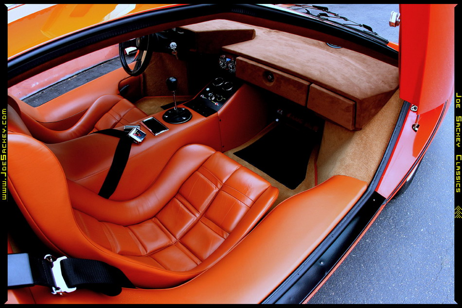 What S Onthedash Of The World S Fastest Supercar 1975