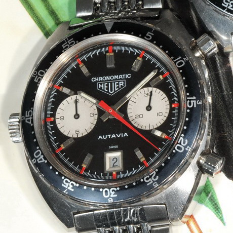 Autavia Reference 1163 MH (Chronomatic)
