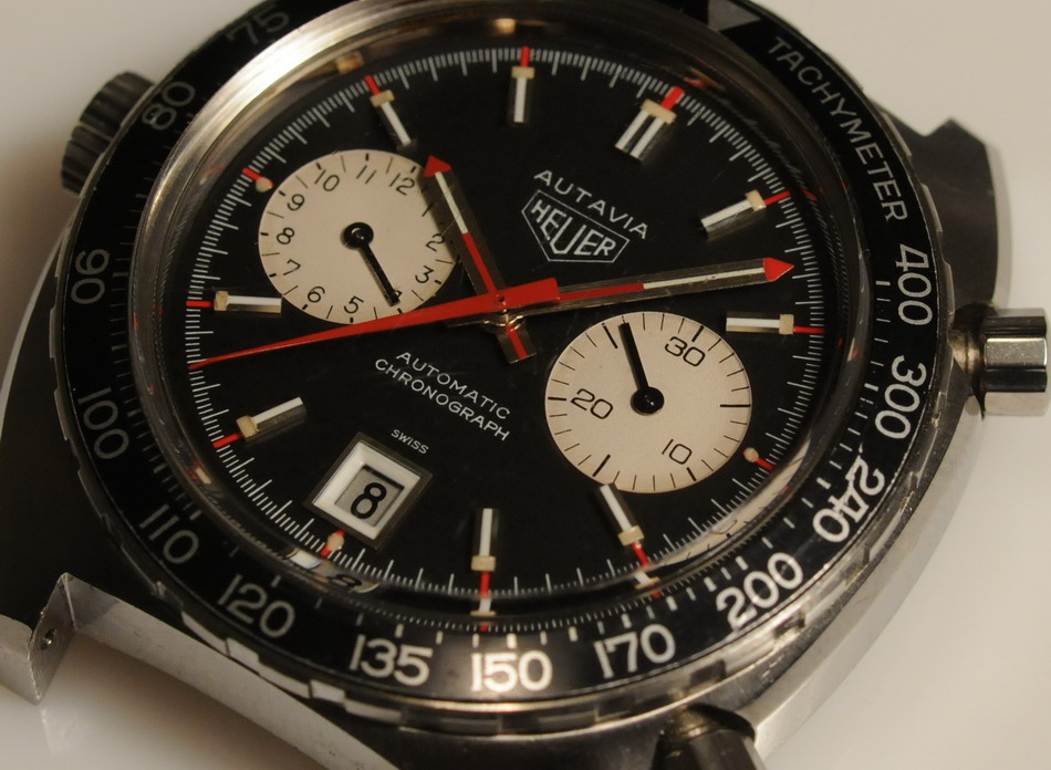 Heuer Autavia SN222856