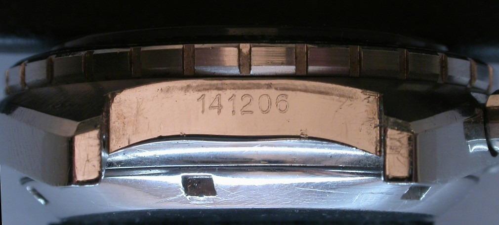 Chronomatic Autavia -- SN 141206 (Detail)