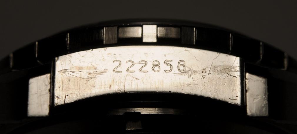 Heuer Autavia Serial Number 222856